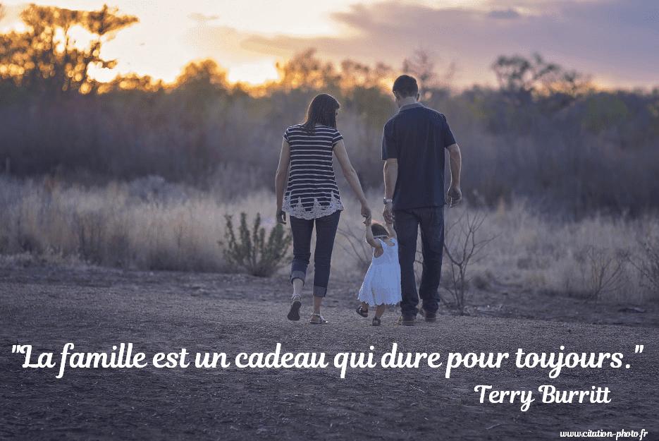 Citations Sur La Famille En Images