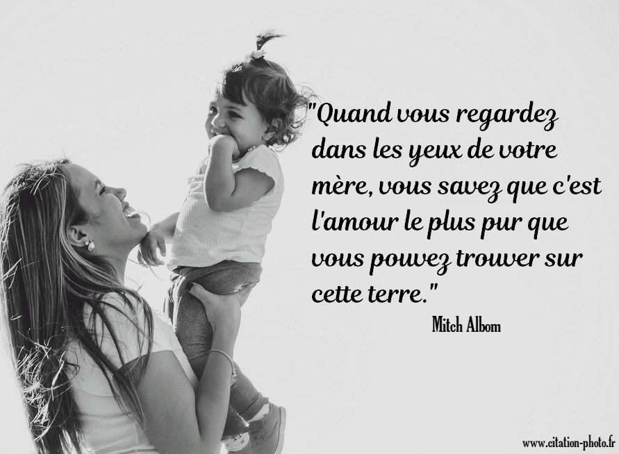 Citations En Images Maman Mère
